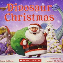 クリスマスの英語絵本「Dinosaur Christmas」ト