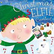 クリスマスの英語絵本「The Christmas Selfie Contest」ク