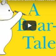 幼児向け英語絵本「A Bear-y Tale」