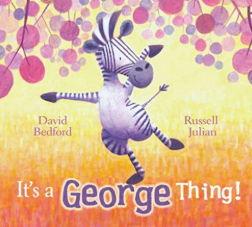 英語絵本「It's a George Thing!」