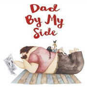 英語絵本「DAD BY MY SIDE」
