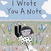 英語絵本「I Wrote You a Note」