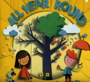 小学生向け英語絵本「ALL YEAR ROUND Book」
