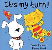 幼児向け英語絵本「It's My Turn!」