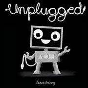 英語絵本「Unplugged」