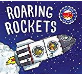英語絵本「Roaring Rockets」