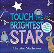 英語絵本「Touch the brightest star」