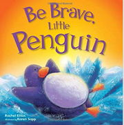 英語絵本「Be Brave, Little Penguin」