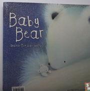 英語絵本「Baby Bear」