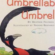 英語絵本「Umbrellabird's Umbrella」