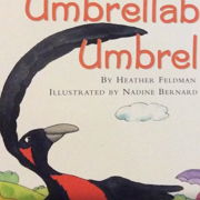 英語絵本「Umbrellabird's Umbrella」