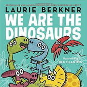 幼児向け英語絵本「We Are the Dinosaurs」