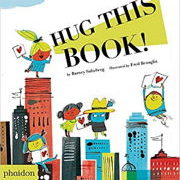 英語絵本「Hug This Book!」