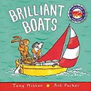 英語絵本「Brilliant Boats」