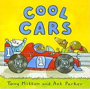 英語絵本「Cool cars」