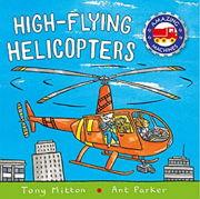 英語絵本「High-Flying Helicopters」