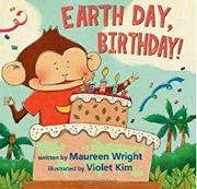 英語絵本「EARTH DAY BIRTHDAY」