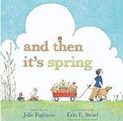 英語絵本「and then it's spring」