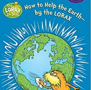 英語絵本「How to Help the Earth-by the Lorax」