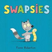 英語絵本「Swapsies」