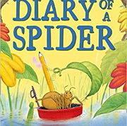 英語絵本「DIARY OF A SPIDER」