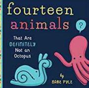 英語絵本「Fourteen Animals」