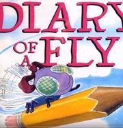 英語絵本「Diary of a Fly」