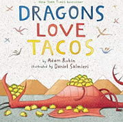 英語絵本「Dragons Love Tacos」