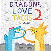 英語絵本「Dragons Love Tacos 2 」