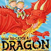 英語絵本「How to Catch a Dragon」