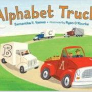 英語絵本「Alphabet Trucks」