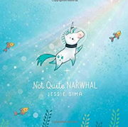 英語絵本「Not Quite Narwhal」