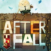 英語絵本「AFTER THE FALL」