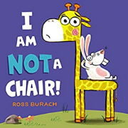 英語絵本「I Am Not a Chair 」
