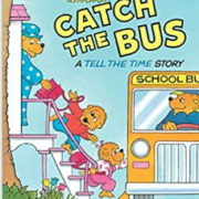 英語絵本「CATCH THE BUS」