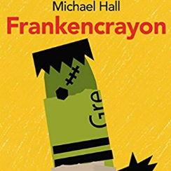 英語絵本「Frankencrayon」