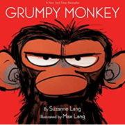 英語絵本「Grumpy Monkey」