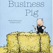 英語絵本 Business Pig