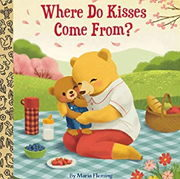英語絵本「WHERE DO KISSES COME FROM?」