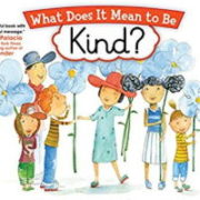 英語絵本「WHAT DOES IT MEAN TO BE KIND?」