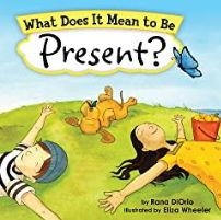 英語絵本「What Does It Mean To Be Present」