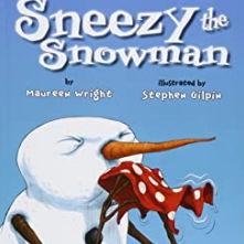 英語絵本「SNEEZY THE SNOWMAN」