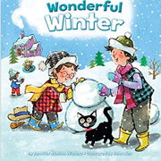 英語絵本「WONDERFUL WINTER」