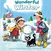 英語絵本「WONDERFUL WINTER」