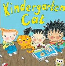 英語絵本「KINDERGARTEN CAT」
