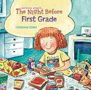 英語絵本「The Night Before First Grade」