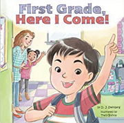 英語絵本「First Grade, Here I Come!」