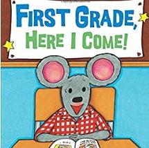 英語絵本「First Grade, Here I Come」
