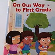 英語絵本「On our way to First Grade」