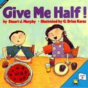英語絵本「Give Me Half!」
